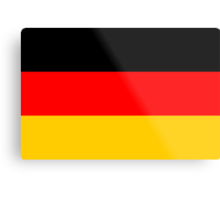 Germany, national id Metal Print