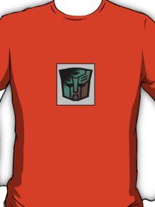 Transformers - Autobot Rubsign T-Shirt