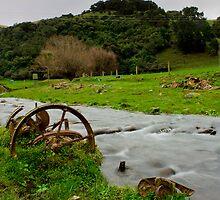 Farmer's Stream by JBSmith