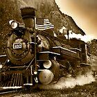 Durango & Silverton 480 by Rick  Bender