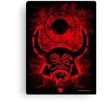 "Transformers - ""Unicron"" Canvas Print"