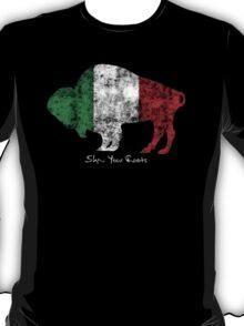 Buffalo Roots - Italian T-Shirt