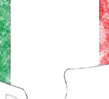 Buffalo Roots - Italian Sticker