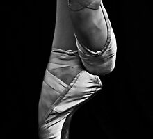 Ballet Shoes by caughtinmotion