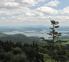 The Lakes Region of New Hampshire by maxy