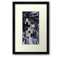 love-games Framed Print