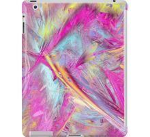 Color abstract iPad Case/Skin