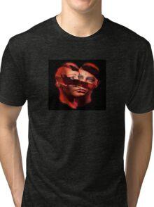 Déchirure Tri-blend T-Shirt