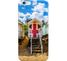 Union Jack Beach Hut iPhone Case/Skin