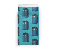 Public Call Box Duvet Cover