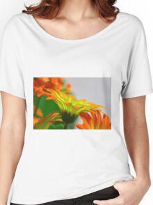 Light Bulb Flower Women's Relaxed Fit T-Shirt