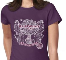 "GiShWhes ""Death to Normalcy"" Kale Shirt--PURPLE (Support Random Acts Charity!) Womens Fitted T-Shirt"