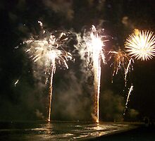 Fireworks by Richard Nelson