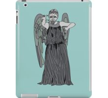 Dont Blink iPad Case/Skin