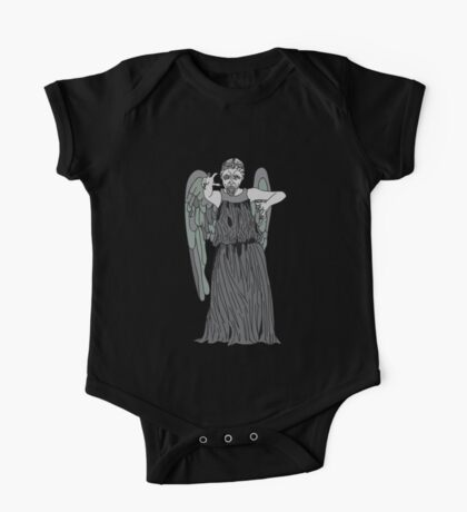 Dont Blink One Piece - Short Sleeve