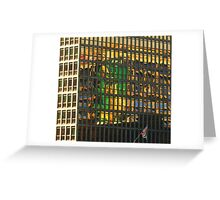 Johannesburg, City of Gold Greeting Card