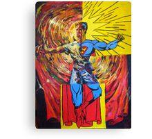 Hero Worship Canvas Print