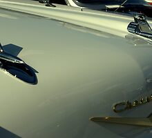 1957 Chevrolet Hood Ornaments by TeeMack