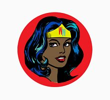 Wonder Woman Pop Art Unisex T-Shirt