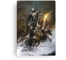 Conquest and Glory Canvas Print