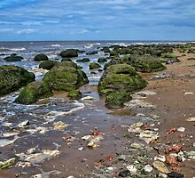 Rocky Sea~ by WJPhotography
