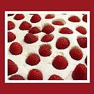 Raspberries & Cream by tali