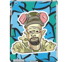 Heisenberg Making Ice iPad Case/Skin