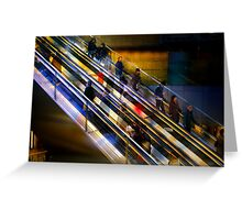 Stairways Greeting Card