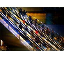 Stairways Photographic Print