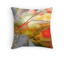 pimms Throw Pillow