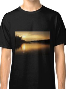 Sunset On Moon River Classic T-Shirt
