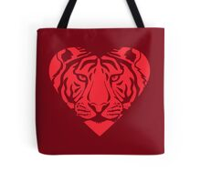 Love Tigers - Protect What You Love Tote Bag