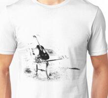 Bench white Unisex T-Shirt