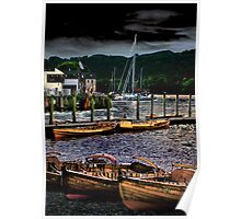 Bowness Bay Poster