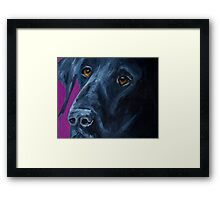 Always Faithful Framed Print