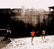 Runners by Mojca Savicki