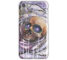 In death's garden iPhone Case/Skin