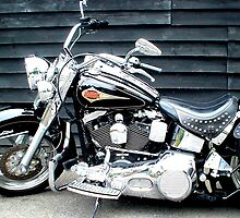 Harley Davidson by Paul Morley