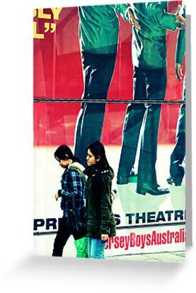 Jersey Boys by Heather Prince