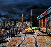 Bowness Walkway by Jay Payne