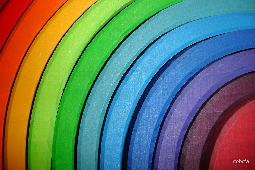Make Your Own Rainbow by cebrfa