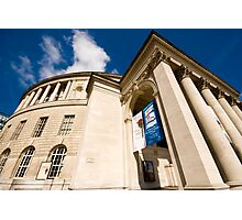 Manchester Central Library Photographic Print