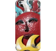 A Face in the Crowd iPhone Case/Skin
