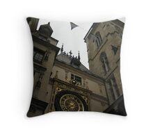 Rouen 46 Throw Pillow