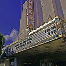 Warner Grand Theater, San Pedro, CA by gailrush
