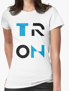TRON Womens Fitted T-Shirt