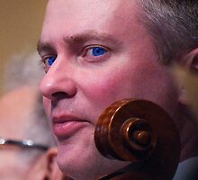 Chicago Symphonay Orchestra  by Jarede Schmetterer