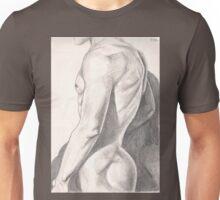 Anonymous Nude Man Unisex T-Shirt