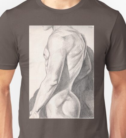 Anonymous Nude Man T-Shirt