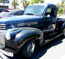 1945 Chevy 1/2 ton Pickup by DonnaMoore